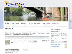 Der OnePage und sehr simple Checkout  » Click to zoom ->