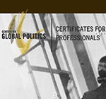 Single Courses for Center for Global Politics
